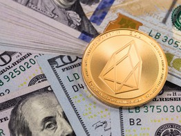 Here's Why EOS is the Hottest Crypto Bet This Week image