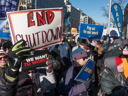 GoFundMe's U.S. Government Shutdown Aid Campaign Just Hit its Funding Goal image