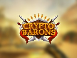 CryptoBarons Placed Among the Top Five Finalists at the Alto.io Cryptogame Challenge image