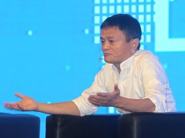 Jack Ma Pays Attention to Blockchain & Bitcoin to Create Cashless Society image