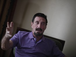 Bitcoin Price Will Hit $1 Million and John Mcafee Won't be Eating his D**k image