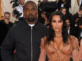 Is Kim Kardashian Hurting Herself By Not Divorcing Kanye West? image