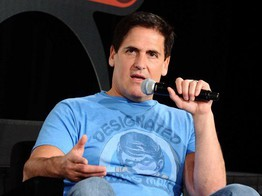 Shocking! Billionaire Mark Cuban Was Once too Poor for a Bank Account image