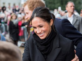 Meghan Markle for President? Is There Anything This Woman Can't Do? image