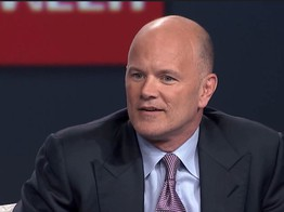 Was Billinaire Investor Novogratz Corrrect? Signs of Bottom in Crypto image