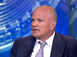Galaxy Digital Stock Soars as Bitcoin Bull Mike Novogratz Increases Stake image