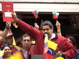 Maduro Bankrupted Venezuela -- Now He's Launching a Petro Savings Plan image