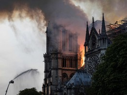 Notre Dame Fire is a Terrible Reason to Burn Your Bitcoin image