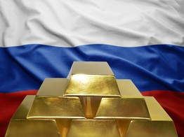 Russian Gold Stockpile Grows as Analysts Warn of Global Recession image