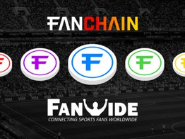 FanChain Becomes Official Cryptocurrency of FanWide, the World's Largest Fan Club Network image