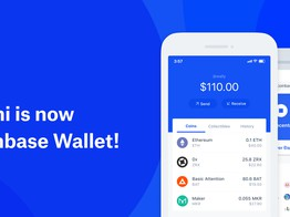 Bitcoin Wallet Browser Toshi Rebrands to 'Coinbase Wallet' image
