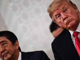 Memorial Day Dow Futures Stirs as Trump Teases Major Japan Trade Deal image