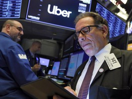 Time's Running Out to Bet Against Billion-Dollar Loser Uber's Stock image