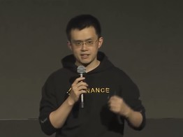 Binance CEO: We Don't Know if Crypto Correction Phase has Passed image