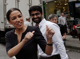 Wall Street Tax Endorsed by AOC Amid Questions About Her Campaign's Finances image