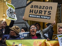 Liberals Love Immigration Unless Google or Amazon Wants to Move to Their Neighborhood image