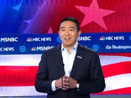 Why Tonight's Democratic Debate is Make-or-Break for Andrew Yang image