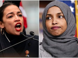 Ilhan Omar & AOC Terrify Congress and Our Old White Male Overlords image