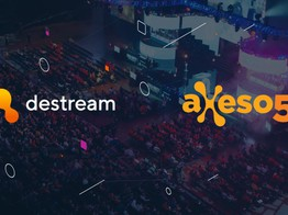 Axeso5 and DeStream Enter into a Partnership Which Should Change the Streaming Industry Forever image