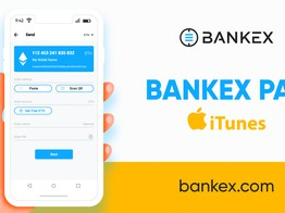 Download BANKEX Pay App for Free to Store, Send and Receive ERC-20 and ERC-223 Tokens image