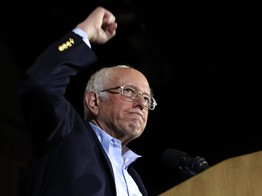 Bernie Sanders Is the Next In Line and That's Good News for Trump image