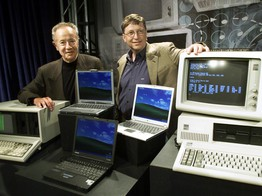Microsoft's Stunning 44-Year Journey from MS-DOS to the $1 Trillion Club image