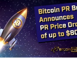 Bitcoin PR Buzz Upgrades PR Services Drops Price up to $800 image