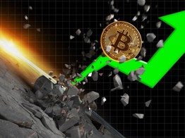 Bitcoin Price Surpasses $8,600 in Big Overnight Rally, Investor Eyes $28K image