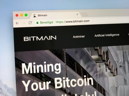 Bitcoin Mining Giant Bitmain Invests in Blockchain Data Storage Startup image