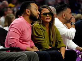 Someone Rescue Chrissy Teigen from This Insane Alt-Right Conspiracy image