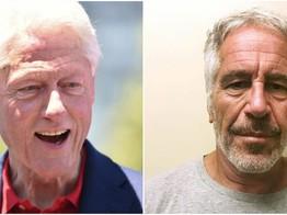The Media Hounded Prince Andrew After Epstein Doc - Why Not Bill Clinton? image