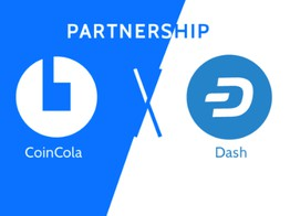 Crypto Exchange CoinCola Announces Partnership with Dash – Launches in Venezuela image