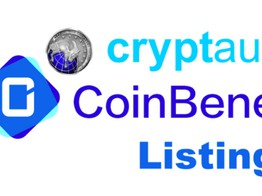 Cryptaur (CPT) to be Listed on CoinBene, One of Asia's Largest Cryptocurrency Exchanges image
