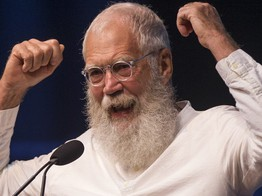 Letterman Slams 'Goon' Trump, Saves Biggest Barb for MAGA Haters image