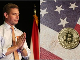 Dark-Horse Trump Rival Pumps Crypto, Aims to Make US a Bitcoin Nation image