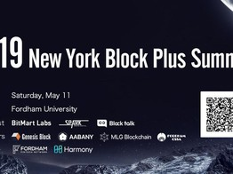BitMart Labs Will Co-Host 2019 Block Plus Summit Series 2 during New York City Blockchain Week image