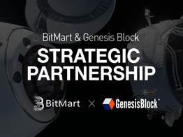 BitMart and Genesis Block Announce Strategic Partnership image