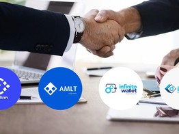 Universal Cryptocurrency Wallet Infinito Wallet Integrates Coinfirm AML Platform and Allows Users to Check Risk Rating of Counterparties image