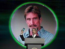 Warning: This John McAfee-Pumped Cryptocurrency Has Major Red Flags image