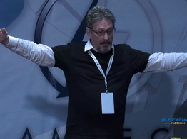 John McAfee Emerges, Reportedly Says Americans Are 'Hated Universally' image
