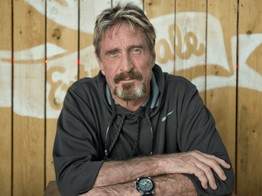 Self-Proclaimed Clown John McAfee Offers Cybersecurity Expertise to CZ image