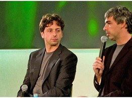 Hey Larry Page & Sergey Brin, You Forgot to Sign the Giving Pledge on Your Way Out image
