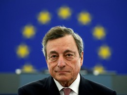 Bitcoin 'Highly Risky,' Not a Real Currency: ECB's Mario Draghi image