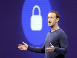 Facebook's Crypto Team Might Build a Blockchain ID System: Zuckerberg image