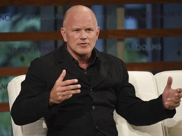 No '40% in a Day' Altcoin Pumps Coming This Bull Market: Mike Novogratz image