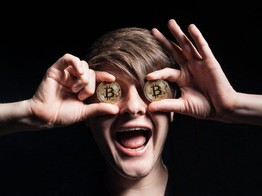 Millennials Tell Stock Market 'You Suck' While Bitcoin Love Affair Persists image