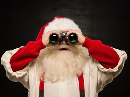 We Called the NORAD Hotline to Ask Why Big Brother Is Spying on Santa image