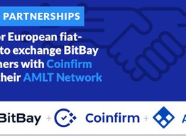 BitBay Partners with Coinfirm to Bring Better Security and Transparency to Cryptocurrency image