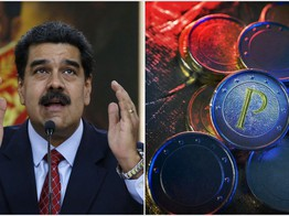 Venezuela's Maduro Is Running Out Of Time. So Is His Petro image