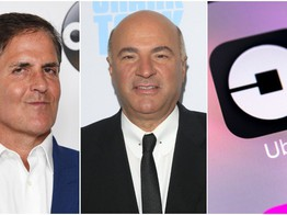 Shark Tank's Mark Cuban, Kevin O'Leary Slam 'No Growth, Zero Value' Uber image